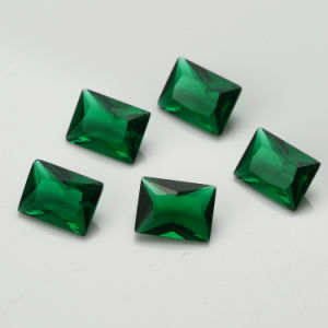 Retangle Green Cheap Glass Stone pictures & photos
