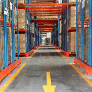 Heavy Duty Adjustable Storage Pallet Rack pictures & photos