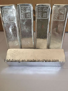 Metal Indium Ingot 4n5 / Indium Ingot for Indium Shot pictures & photos