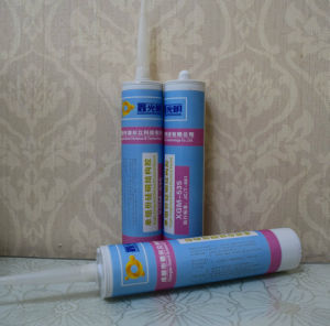 Single-Component Silicone Structural Sealant Adhesive Greet Mechanical Property pictures & photos