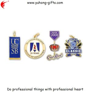2014 High Quality Wholesale Custom Metal Lapel Pins (YH-MP014) pictures & photos