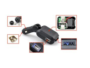 GPS Locator C10 Remote Audio and Camera Monitoring Function, Check The Situation Inside The Car pictures & photos