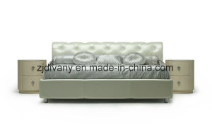New Classic Style Bed Furniture (LS-418) pictures & photos