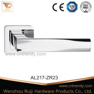 Door Hardware Zinc Alloy Furniture Door Lock Lever Handle (Z6236-ZR13) pictures & photos