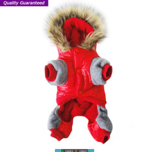 Pet Garment of Dog Winter Wear Clothes pictures & photos