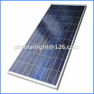 120W High Efficiency Poly Renewable Energy Saving Mini Solar Panel pictures & photos