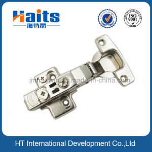 3 Way Adjustment 3D Small Degree Two Way Soft Closing Cabinet Hinge pictures & photos