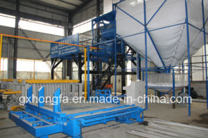High Quality EPS Concrete Hollow Core Wall Panel Machine EPS Cement Sandwich Panel Machine pictures & photos