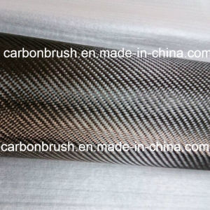 supplying 1k/2k/3k 220g/240 twill/plain Carbon Fiber cloth 100% pictures & photos