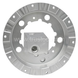 Stainless Steel CNC Machining Rotating Part Flange pictures & photos