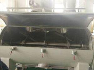 Ce SRL-W Series Plastic Recycle Machine Horizontal Mixer Machine pictures & photos