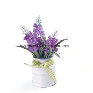 Silk Lavender 2017 Hot Sale High Quality Artificial Silk Lavender Flower pictures & photos
