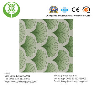 Flower Designs of Color Coated Steel Coils pictures & photos