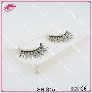 Artificial Mink Eyelashes with Customed Packaging Magnetic False Lashes pictures & photos