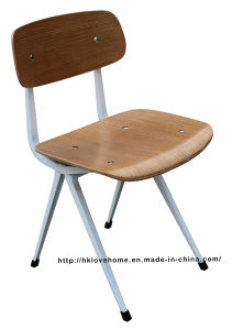 Replica Metal Dining Restaurant Coffee Plywood Kramer Side Chair pictures & photos