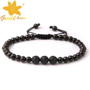 SMB-16120207 Black Color Semi Precious Stones for Beading pictures & photos