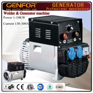 Italy Technology Brushless Alternator with Capacitor 1-8kVA pictures & photos