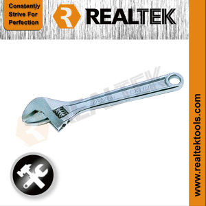 Good Quality Carbon Steel Adjustable Wrench pictures & photos