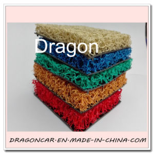 PVC Coil Car Mat, Pladtic Calandering Back Mat pictures & photos
