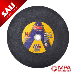 14inch Super Thin Cut off Wheel for Metal pictures & photos