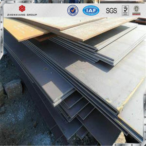 Hot Rolled Steel Plate for Building pictures & photos