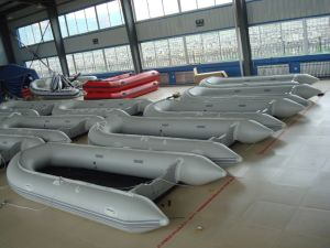 Rubber Boat with Slatted Floor (FWS-D270) pictures & photos