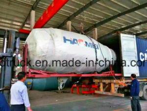 3-9m3 concrete mixer tank upper parts, mixer tank upper assembly pictures & photos
