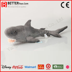 Soft Realistic Stuffed Animals Plush Toy Shark pictures & photos