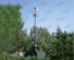 Excellent Quality Integrated Base Station with High Mast pictures & photos