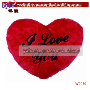 Heart Cushion Pillow Valentines Day Gift Wedding Gift (W2030) pictures & photos