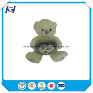 Lovely with Heart Plush Stuffed Teddy Bear Toys pictures & photos