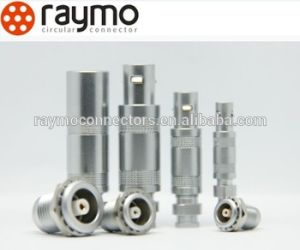 Raymo Ffa Era 00s 0s 1s Coaxial Connector Male Female Contact Cable Mount Connector pictures & photos