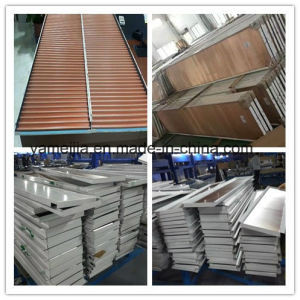 Corrugated Aluminum Panels for Ceilings and Walls pictures & photos