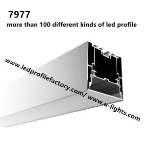 J7977 LED Strip Light Profile LED Aluminum Channel Extrusion Bar pictures & photos