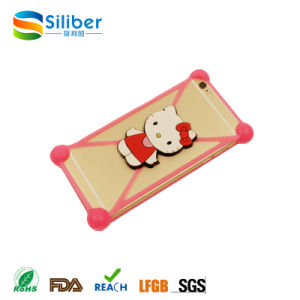 High Quality All-Purpose Universal Silicone Mobile Phone Case/ iPhone Case pictures & photos