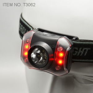 4 Mode Operation 7 LED Headlight (T3062) pictures & photos