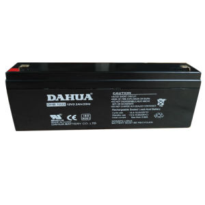 12V 2.2ah VRLA Sealed Lead Acid Maintenance Free UPS Battery pictures & photos