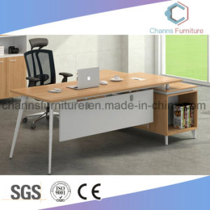 Modern Furniture Metal Wooden Executive Desk Office Table pictures & photos