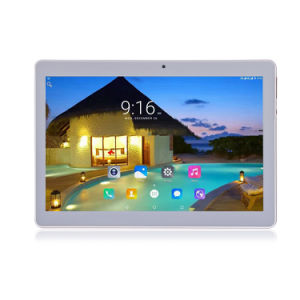 Cheap 10.1inch 1280X800 IPS 3G/4G Calling Tablet Andorid Phone Tablets Mtk6582 Quad Core Tablet PC pictures & photos