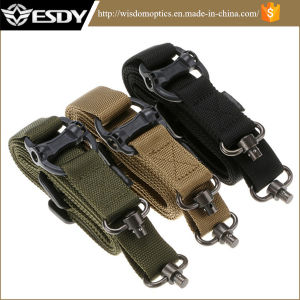 Nylon Heavy Duty Combat Rifle Multi-Mission Sling with Adapter pictures & photos