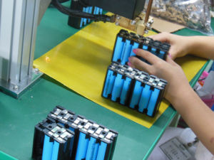 12V 24ah LiFePO4 Battery Pack pictures & photos