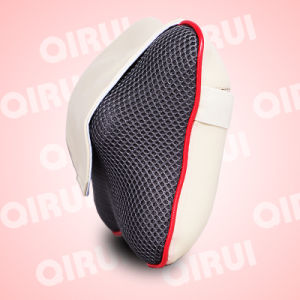 Car Massage Cushion Shiatsu Neck Lumbar Massage Pillow with Heat pictures & photos