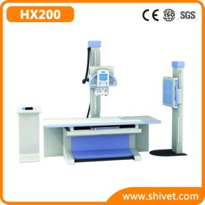 200mA Veterinary High Frequency X-ray Radiograph System (HX200) - CE Marked pictures & photos
