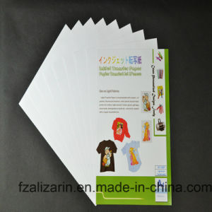 Good Washable Light Inkjet Heat Transfer Paper for Cotton Fabrics pictures & photos