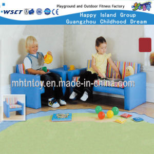 Kindergarten Furniture Sofa Chair Set for Children (HF-09910) pictures & photos