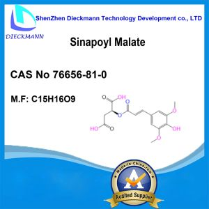 Sinapoyl Malate CAS: 76656-81-0 for UV-B Protectant and Sunscreen scream material pictures & photos