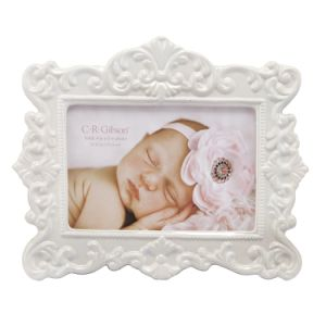 Calico New Baby Ceramic Photo Frame pictures & photos