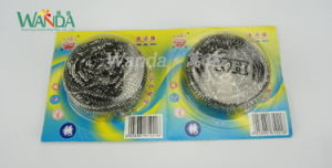 Household Stainless Steel Metal Steel Scourer for Kitchen Washing pictures & photos
