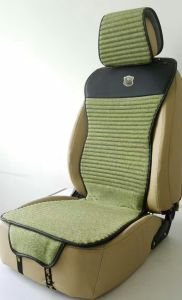 Flax Car Seat Cushion Slim Shape pictures & photos