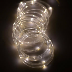Waterproof Rope Fairy String Lights 8 Modes Christmas Tree Xmas Party Garden Decorative Lighting pictures & photos
